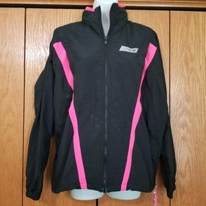 Vintage Nike Vented Windbreaker Jacket Full Zip L